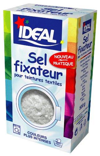 Ideal - Sal fijadora, caja 500 gr