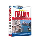 Pimsleur Basic Italian: Learn to Speak and Understand Italian with Pimsleur Language Programs: Volume 1