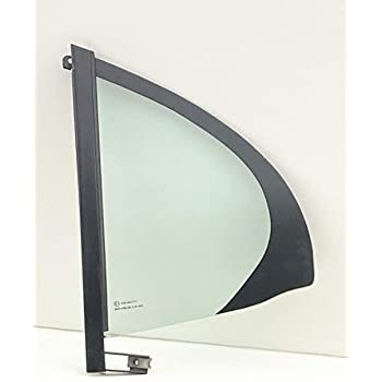 NAGD Compatible with 2004-2009 Dodge Durango Driver Left Side Rear Vent Glass Window