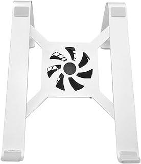 MEI XU Soporte para Soporte para Laptop, Apple Macbook Marco para radiador Aumentado, Base de Aluminio para Escritorio, 255mm * 192mm * 92mm @