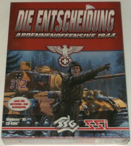 Die Entscheidung: Ardennenoffensive 1944 - Eurobox (PC)