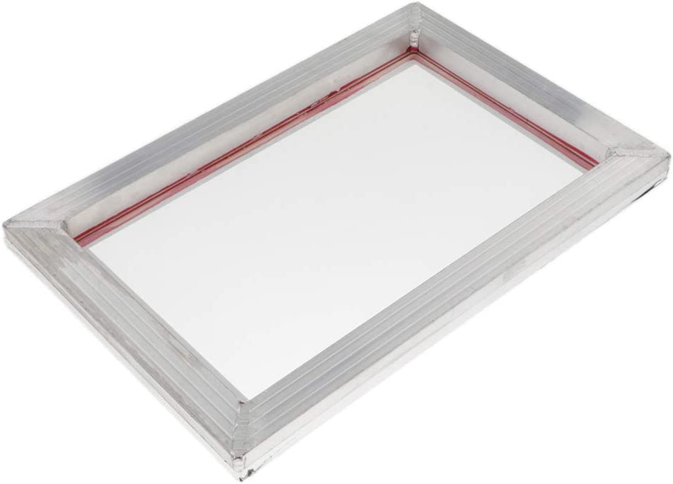 Milageto 77 Mesh Silk Screen Aluminium Don't miss the campaign Printing Easy-to-use Size Frame