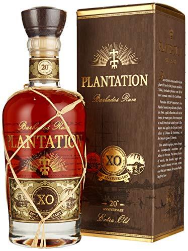 Plantation Barbados Extra Old 20th Anniversary Rum