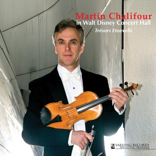 Martin Chalifour in Walt Disney Concert Hall - Trésors Ensevelis, Hidden Treasures