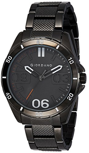Giordano Analog Grey Dial Men's Watch - A1050-44