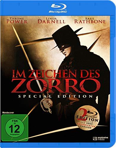 Im Zeichen des Zorro (The Mark of Zorro) [Blu-ray]