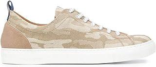 Luxury Fashion | Jacob Cohen Men JACK01011360 Beige Cotton Sneakers | Spring-summer 20