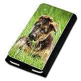 sw-mobile-shop Book Style Flip Handy Tasche Case Schutz Hülle Foto Schale Motiv Etui für Medion Life E5001 - Flip U5 Design8