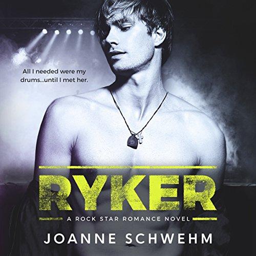 Ryker audiobook cover art