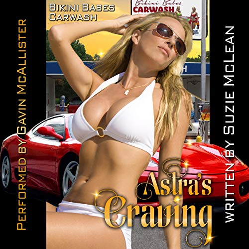 Astra's Craving audiobook cover art