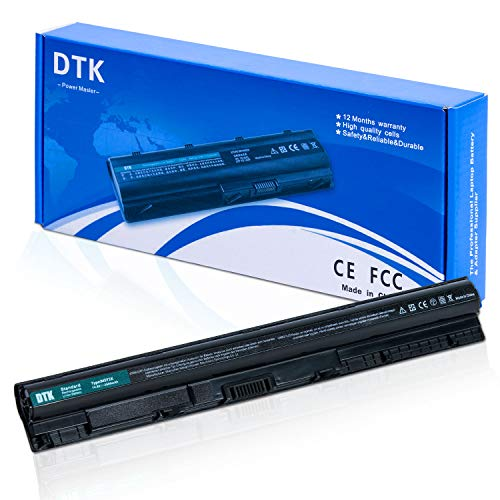 Dtk Laptop Battery M5Y1k for Dell Inspiron 14 3000 3551 5000 N3451 /15 3000 3451 3458 5458/15 3000 5451 5455 3558 5551 5555 5558 5758 ; Vostro 3458 3558 [14.8V 2400MAH]