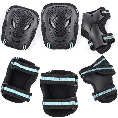 arteesol Protektoren Set Kinder Schützer Schutzausrüstung Protektorenset für Skateboard/Roller/Fahrradfahren, Outdoor Sport