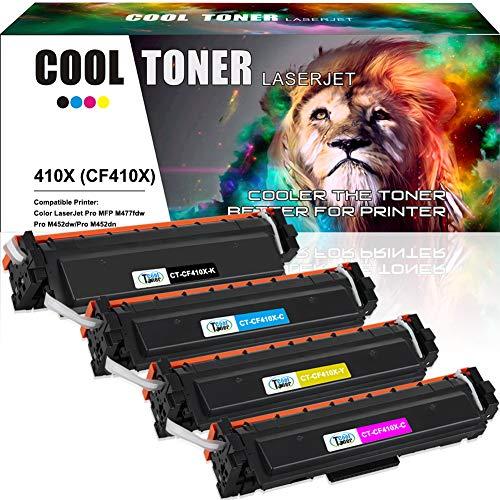 Cool Toner 2 Pack Kompatibel für TN-2420 TN2420 TN-2410 für Toner Brother MFC-L2710DW MFC-L2750DW HL-L2375DW MFC-L2730DW DCP-L2564D Laserdrucker