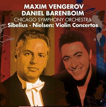 Nielsen & Sibelius : Violin Concertos