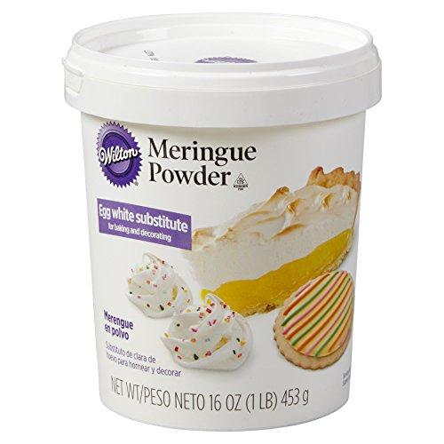 16 Ounces Meringue Powder W7026004