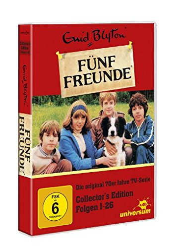 Enid Blyton' - Fünf Freunde (Collector's Edition, 6 Discs)