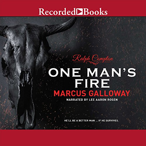 One Man's Fire audiobook cover art