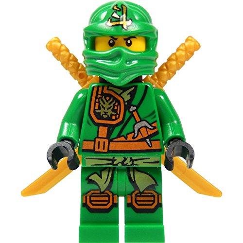 LEGO® Ninjago Minifigure - Lloyd with Zukin Robe (Green Ninja) 2015