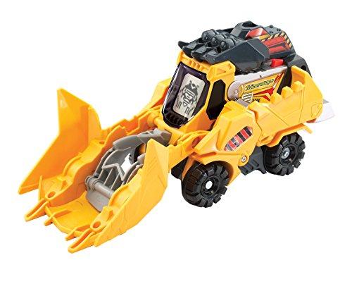 VTech 80-195104 Switch & Go Dinos - Triceratops Dino Transformer, bunt
