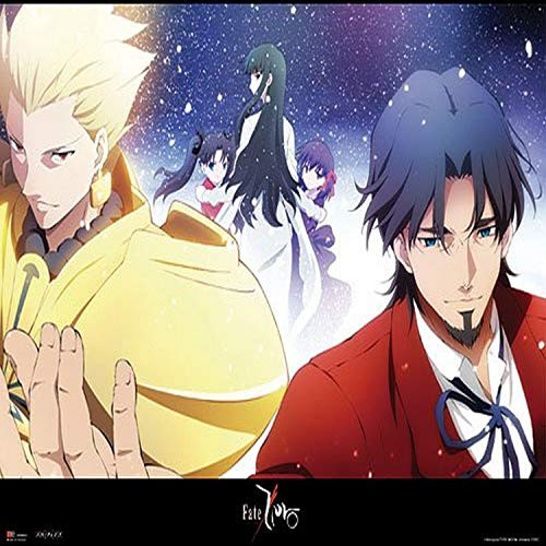 Fate/Zero Archer And Tokiyomi Wallscroll