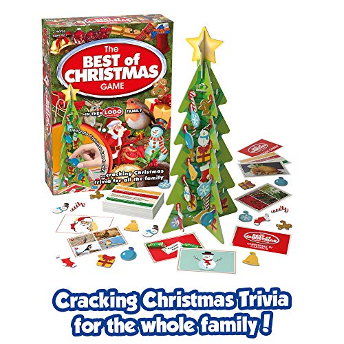 The Best Christmas Game: Not for Kids board game