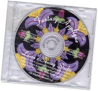 Fantasy Applique Design CD by Laura's Sewing Studio