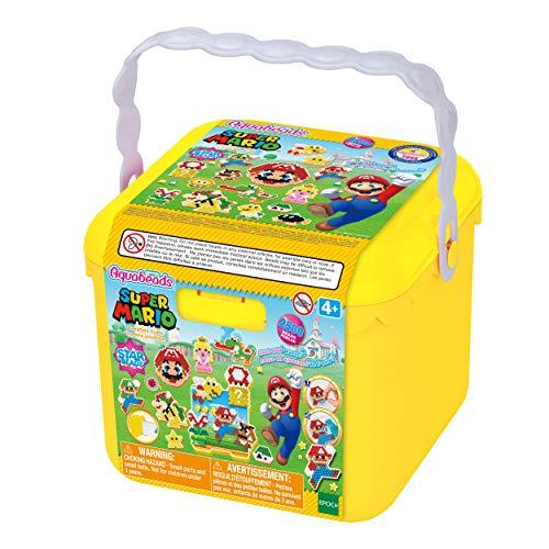 Aquabeads Cubo de Creatividad de Super Mario (EPOCH 31774)