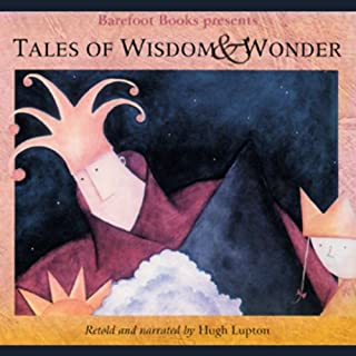Tales of Wisdom and Wonder audiobook cover art