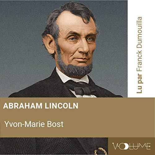 Couverture de Abraham Lincoln