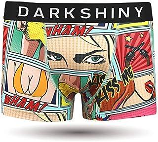 [DARK SHINY(ダークシャイニー)] ボクサーパンツ メンズ PEEPING TOM ピーピングトム (YLMM07)