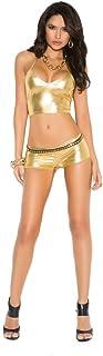 Elegant Moments Women's Metallic Cami Top