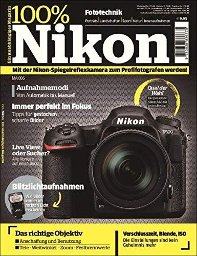 100{314415a4bc14c2376f137facb9a39c723c7efdfaef25a847efd469554de03aef} Nikon: Mit der Nikon-Spiegelreflexkamera zum Profifotografen werden!