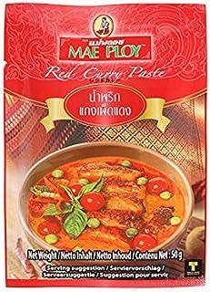 MAE PLOY レッドカレーペースト / 50g TOMIZ(富澤商店) 中華とアジア食材 東南アジア食材