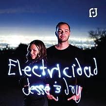 Electricidad by Jesse & Joy (2009) Audio CD