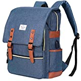 Modoker Vintage Laptop Backpack for Women Men vintage backpack Apr, 2021
