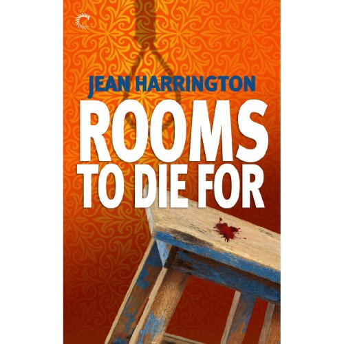 Rooms to Die For audiobook cover art