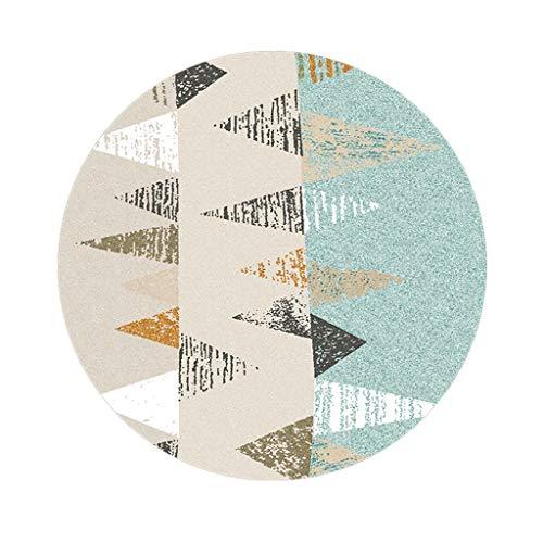 JCOCO Mode Nordic Extra Large Surface De Tapis Facile À Manier Les Taches Anti-Fading Non-Slip Restaurant Chambre Ordinateur Chaise Hanging Rotin Basket Coussin Plusieurs Styles