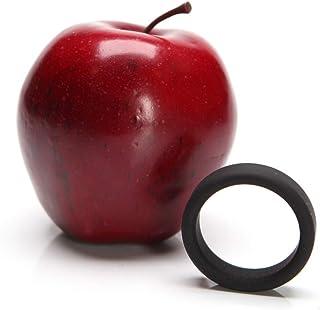 Tantus Super Soft C-ring - Ultra Premium Silicone Cock Ring - Black
