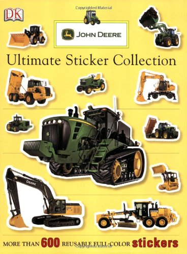 John Deere: Ultimate Sticker Collection