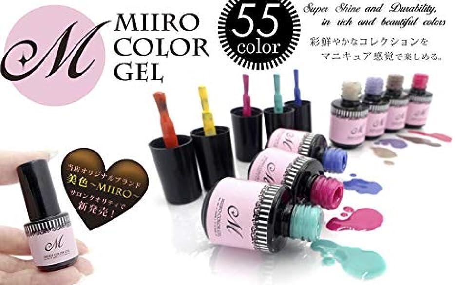 少なくともバインドステーキジェルネイル カラー 美色Miiro (31.クラウディホワイト(L781))