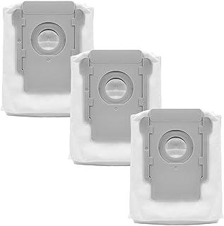 KEEPOW アイロボット ルンバi7+ 交換用紙パック iRobot Roomba i7+に対応 交換消耗品 ロボット掃除機用 交換アクセサリ(3セット)