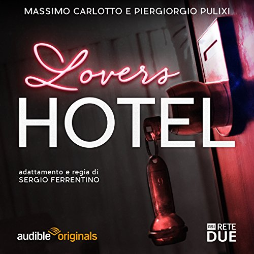 Lovers Hotel audiobook cover art