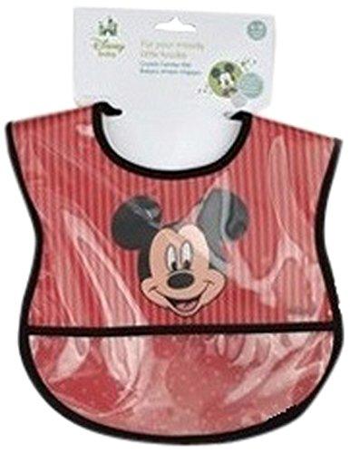 Mickey Mouse Crumbcatcher Bavoir