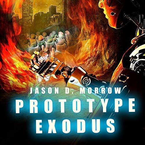 Prototype Exodus audiobook cover art