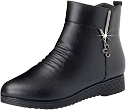 Best black striped duck boots Reviews