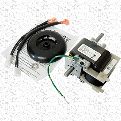 Replacement for Carrier Furnace Vent Venter Exhaust Draft Inducer Motor Kit 323435724