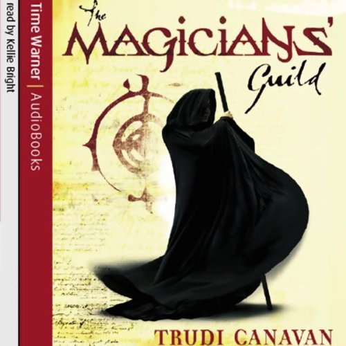 The Magicians' Guild audiobook cover art