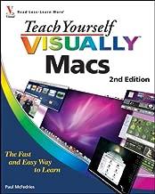 Teach Yourself VISUALLY Macs (Teach Yourself VISUALLY (Tech) Book 86)