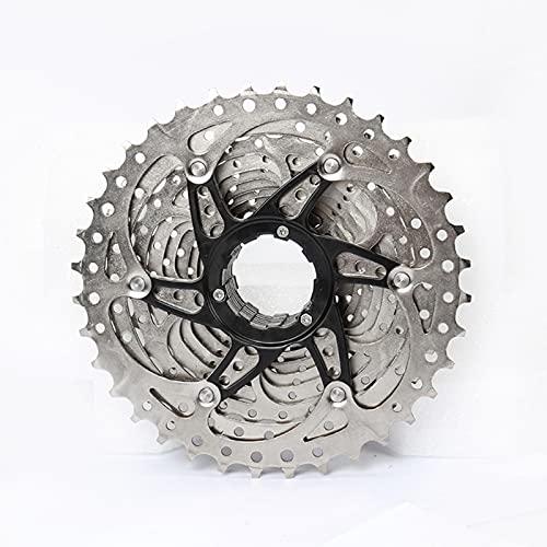 mountain bike 46 Cyhamse Cassetta per bicicletta 8/9/10/11/12 marce 36/40 42/46/50/52T Mountain Bike Ruota libera con catena ruota libera per mountain bike