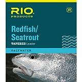 RIO Products Leaders Redfish Seatrout Vorfach für Rotbarsch, 9 kg, transparent